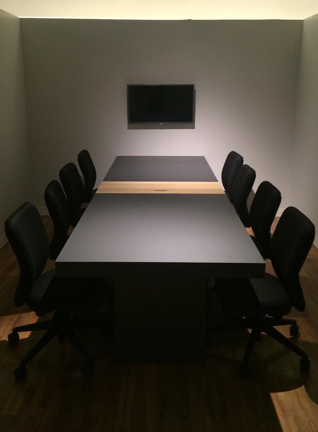 某IT企業オフィス