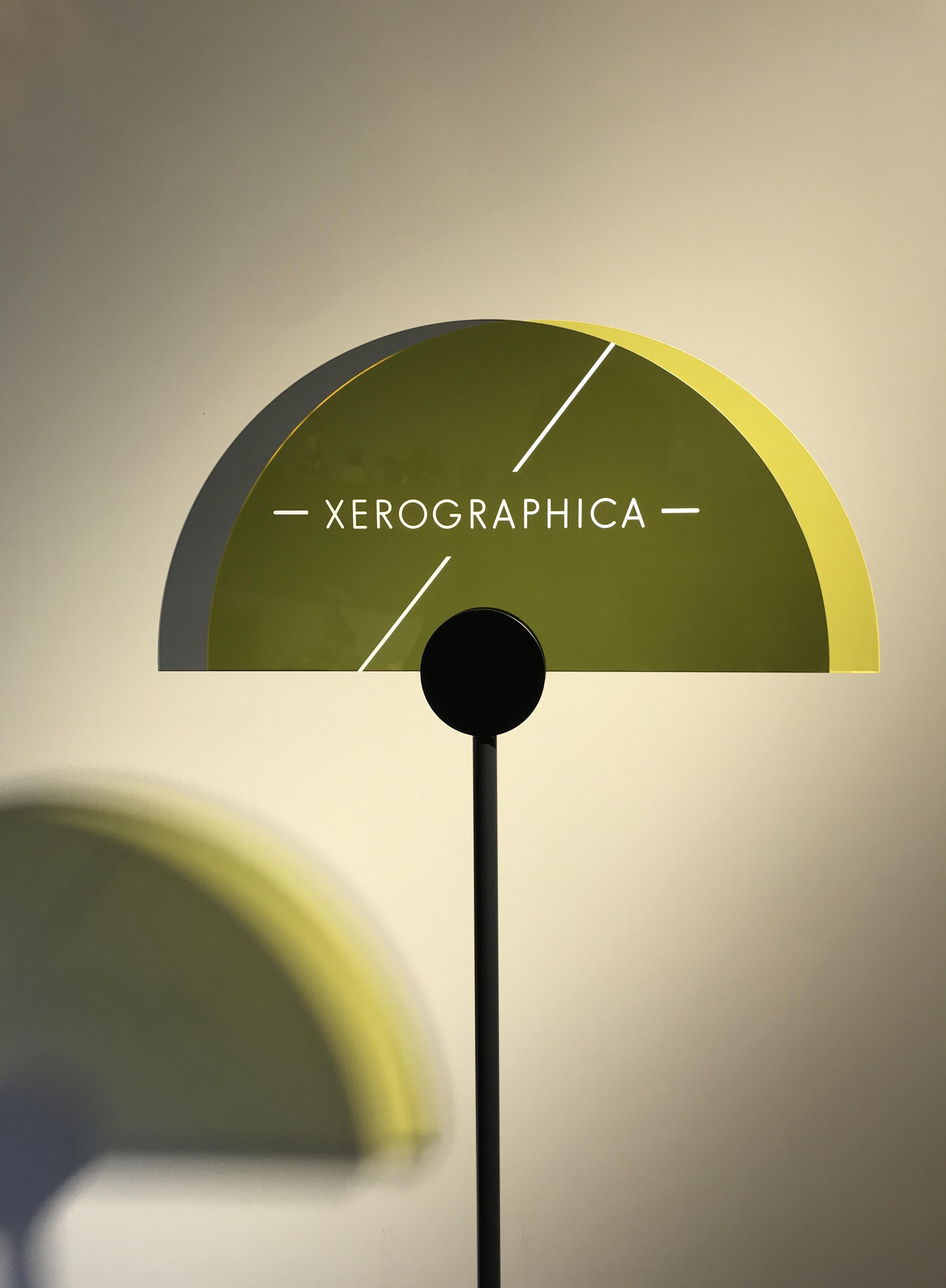 XEROGRAPHICA 看板